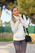 Promod blouse - Guess boots - hm jeans