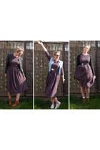 vintage style asos dress
