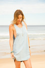Light-blue-noul-dress