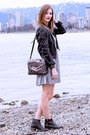 Black-topshop-boots-silver-minkpink-dress-silver-botkier-bag