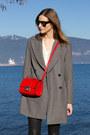 Black-isabel-marant-shoes-heather-gray-zara-coat-red-asos-bag