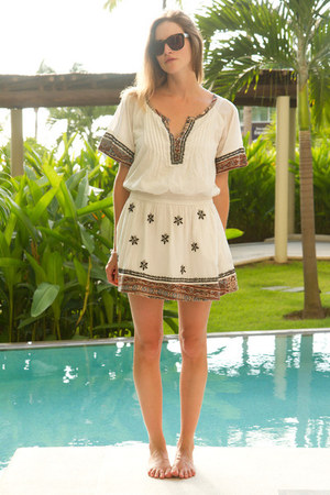 off white free people dress