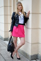 skirt - t-shirt