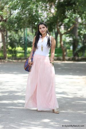 light pink MinistryOfRetail pants