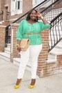 White-skinny-faith21-plus-jeans-tan-straw-mom-bag