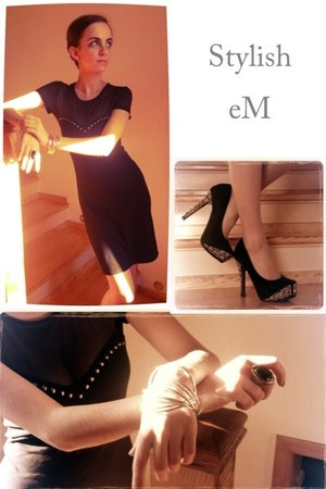 CCC shoes - H&M dress