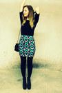 Black-primark-bag-gold-h-m-necklace-black-lita-jeffrey-campbell-heels