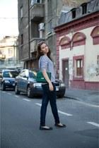 Bershka jeans - Bershka bag