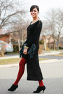 H-m-necklace-forever-21-dress-h-m-leggings-myles-sexton-ring-aldo-pumps