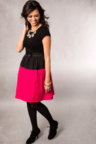 MoonRox Jewellery necklace - Aldo shoes - Sarah Donofrio Designs skirt
