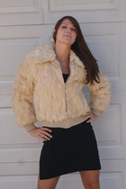 sunflowerchicksvintage coat - vintage skirt sunflowerchicksvintage skirt