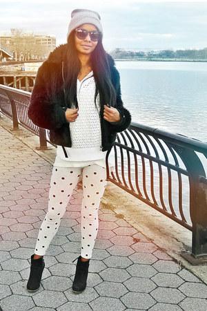 Express jacket - Zara boots