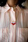 Pink A Little Dot Necklaces