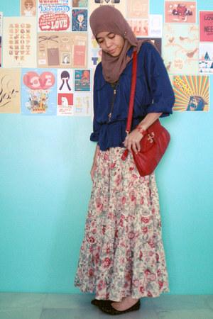 Ablinc bag - Trendy Confessions shirt - skirt