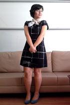 blue Lovely shoes shoes - black Mels Closet dress