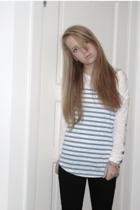 GINA TRICOT sweater - Cheap Monday jeans