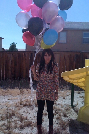 dress - Urban Outfitters shoes