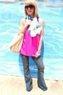 Tinseltown-jeans-el-vintage-scarf-creme-hobo-forever21-bag-express-top