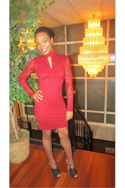 lace Victorias  Secret dress