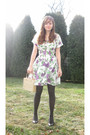 White-sl-fashions-dress-beige-purse-gray-apt-9-tights-brown-apt-9-shoes-