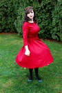Ruby-red-lindy-bop-dress-black-target-tights-dark-green-modcloth-pumps