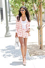 Light-pink-dogtooth-missguided-blazer-light-pink-dogtooth-missguided-shorts