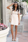Eggshell-lace-missguided-dress