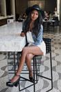 Ivory-white-a-la-femme-romper-black-ankle-strap-asos-heels
