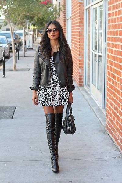 Black Leather Stella Mccartney Boots Black Paisley Urban Outfitters