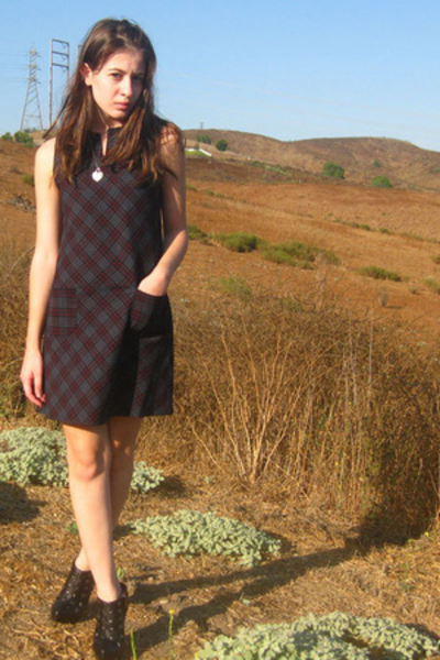 Target dress - Colin Stuart shoes