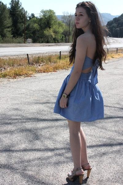 Brigid Catiis dress - Target shoes