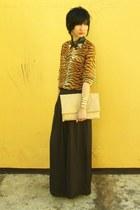 Forever 21 top - Zara pants - Millies wedges