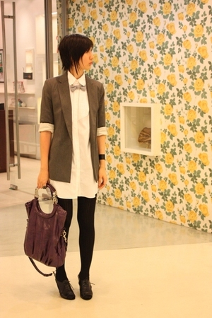 Zara blouse - Nine West shoes