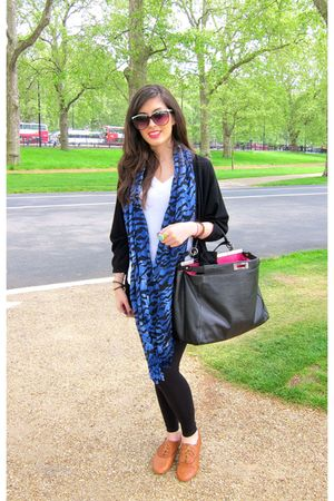 Office shoes - Fendi purse - Alice by Temperley scarf