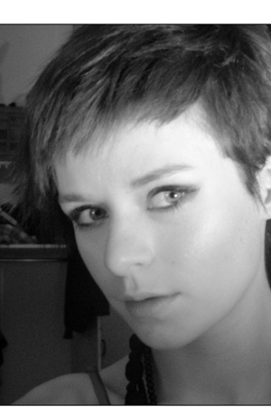 New hair cut
