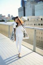 ivory Aeropostale sweater - ivory Aeropostale top