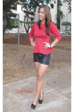 cotton Forever 21 blouse