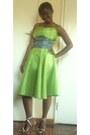 Tallis-dress-silver-zahra-dezine-heels