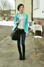 Shoes-shoes-blazer-blazer-bag-bag