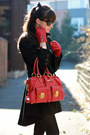 Black-steve-madden-coat-red-marc-jacobs-bag-black-juicy-couture-sunglasses