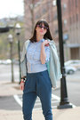 Zara-shirt-boutique-9-shoes-mango-jacket-ray-ban-sunglasses-zara-pants