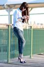Zara-jeans-zara-shirt