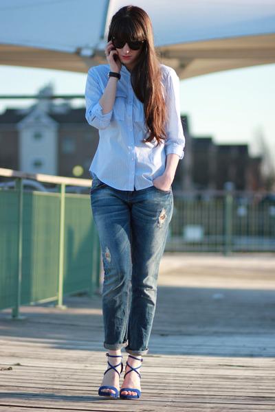 Zara jeans - Zara shirt