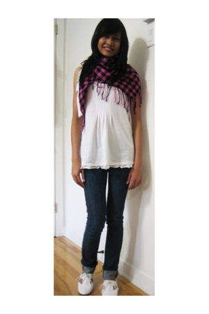scarf - Aldo shoes
