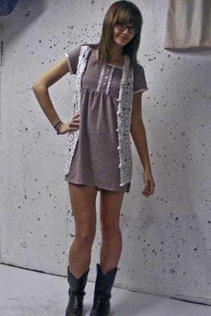 dress - vest