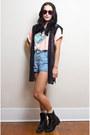 Split-pea-vintage-shirt-split-pea-vintage-shorts-split-pea-vintage-boots-s
