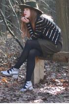 Topshop jacket - FleaMarket skirt - FleaMarket heels