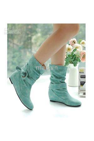 blue Maisun boots - green Maisun boots - blue Maisun boots - green Maisun boots