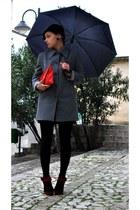 grey Essenza coat