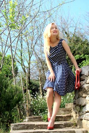 polka dot Novorish dress